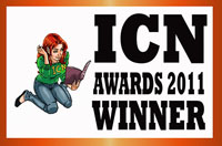 Irish Comic News Award Winner