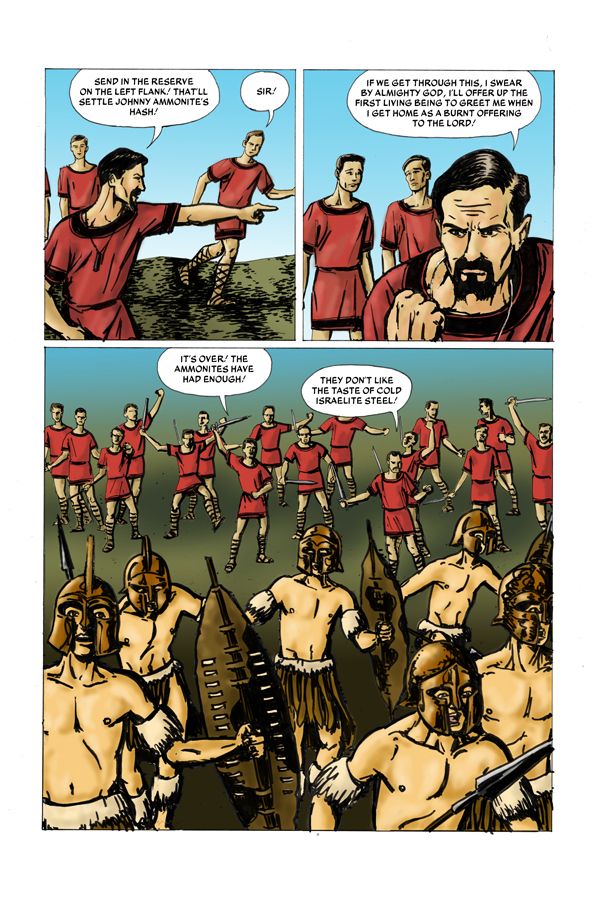 Heroes of Bible Days page 2
