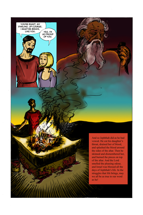 Heroes of Bible Days page 4