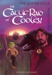 The Cattle Raid of Cooley issue 5