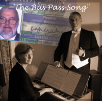 Bus Pass Song CD cover