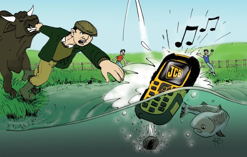 Barclay Communications cartoon 2
