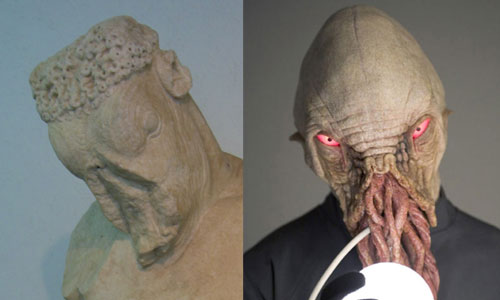 The Ood - a minotaur