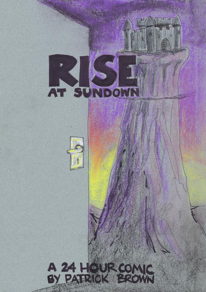 Rise at Sundown cover