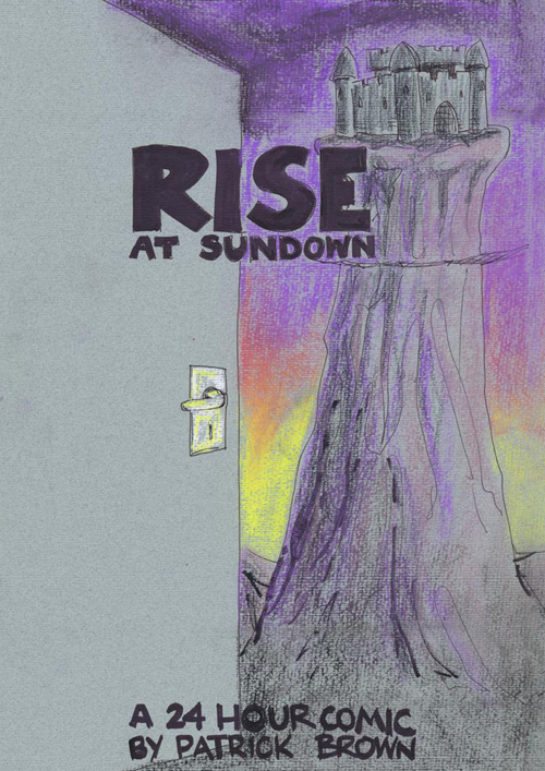 Rise at Sunset cover