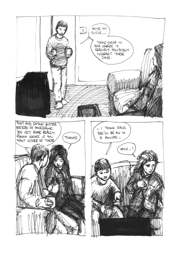 Under the Bed page 6
