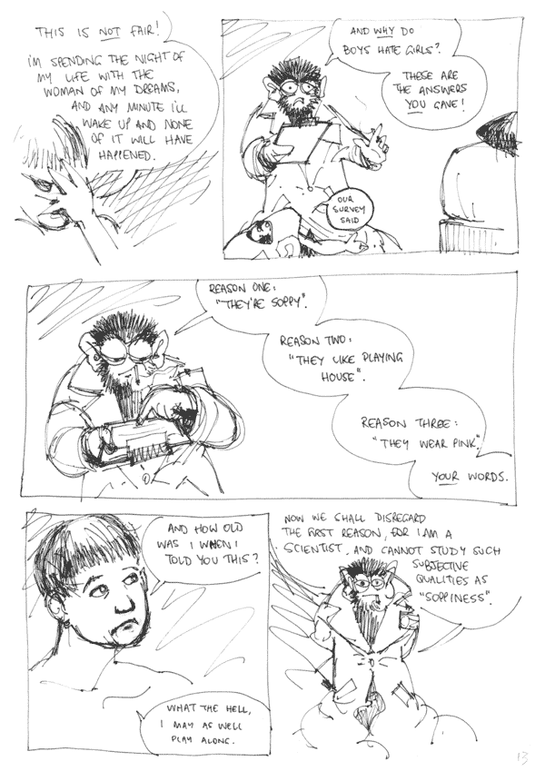 Under the Bed page 13