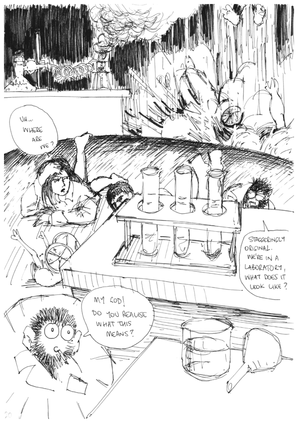 Under the Bed page 20