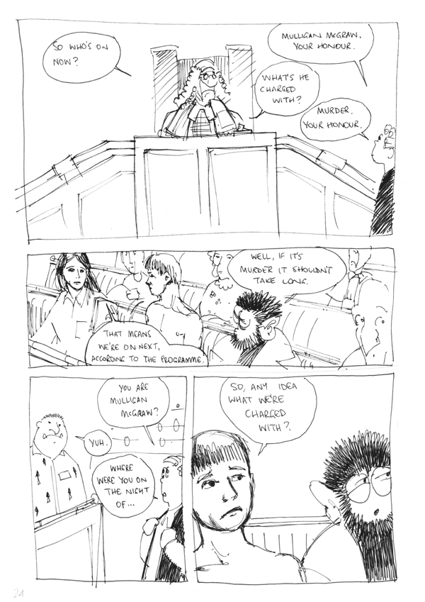 Under the Bed page 26