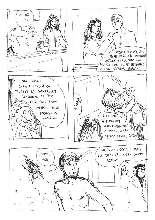 Under the Bed page 36