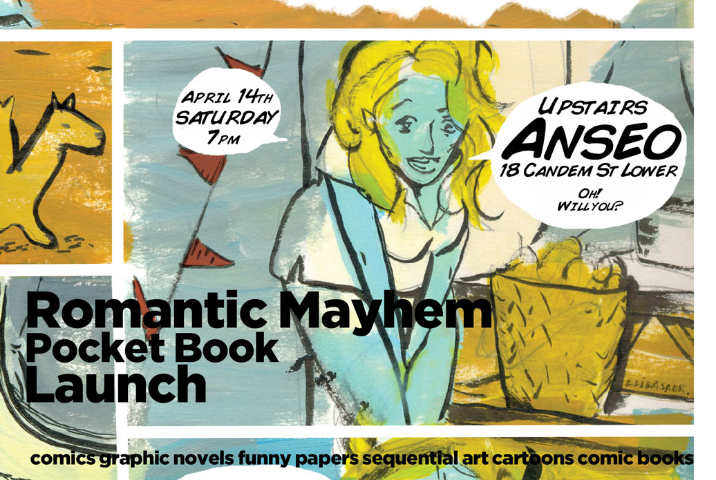 Romantic Mayhem launch