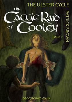The Cattle Raid of Cooley issue 7
