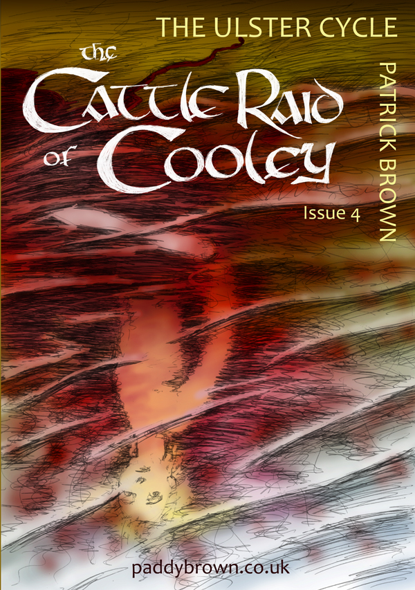 The Cattle Raid of Cooley issue 4