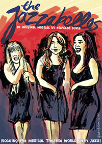 Jazzabelles poster